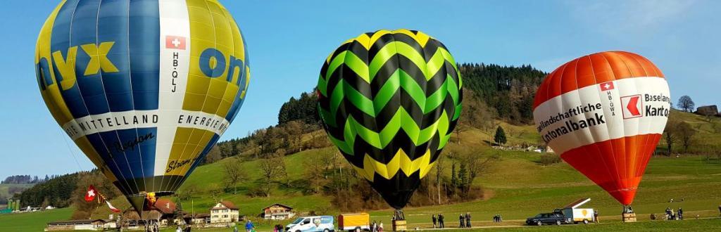 Startklar mit ballonpilot.ch