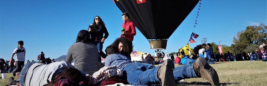 Mit ballonpilot.ch weltweit unterwegs