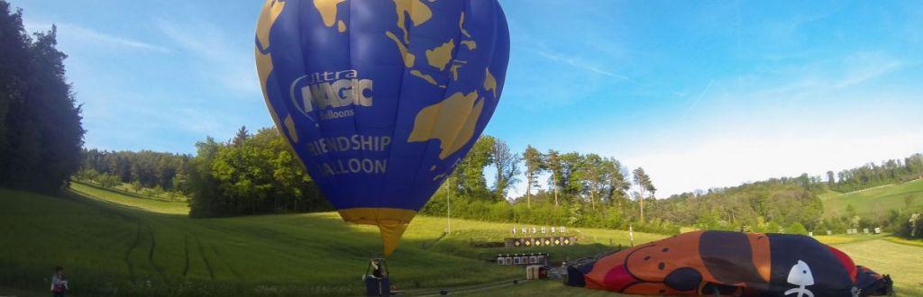Ultramagic Friendship Balloon by Ballonpilot
