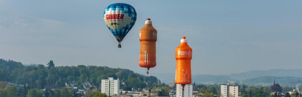 im 7. Himmel mit ballonpilot.ch