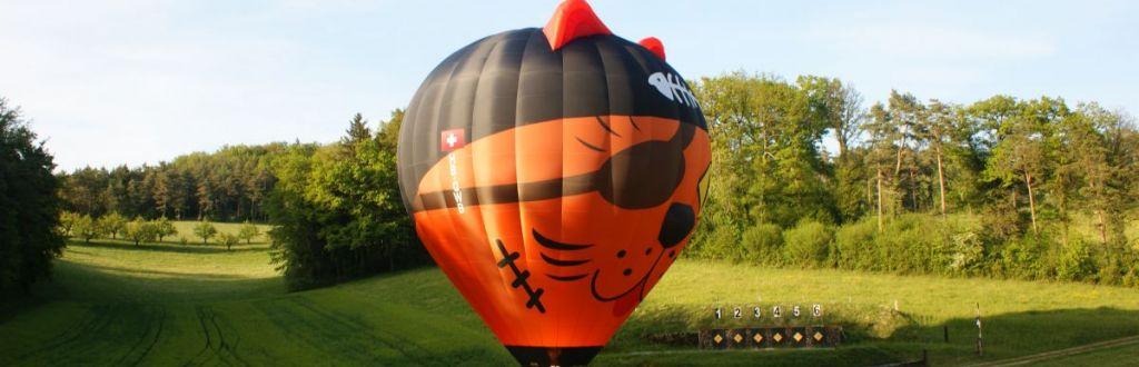 Ballonfahren mit Ballonpilot